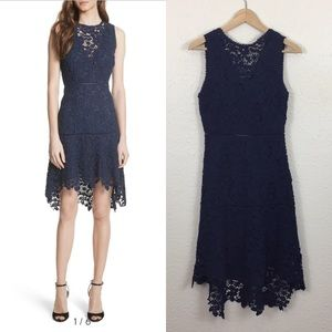 NEW Joie BRIDLEY Navy Dress